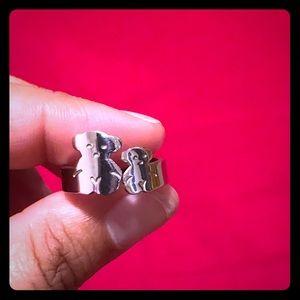 Jewelry - Bear ring